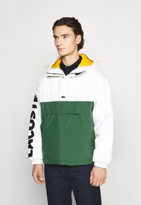 Lacoste LIVE - BH1134_X0N - Light jacket - flour/green - 0