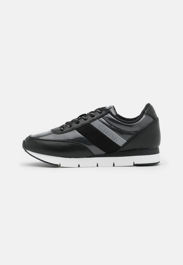 TEA - Sneakers laag - black