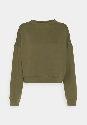 PCEMILA  - Sweater - grape leaf