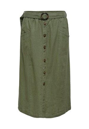 A-line skirt - kalamata
