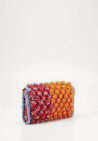 M Missoni - BAGUETTE TRACOLLA ZIG ZAG - Across body bag - orange/multicolor - 2