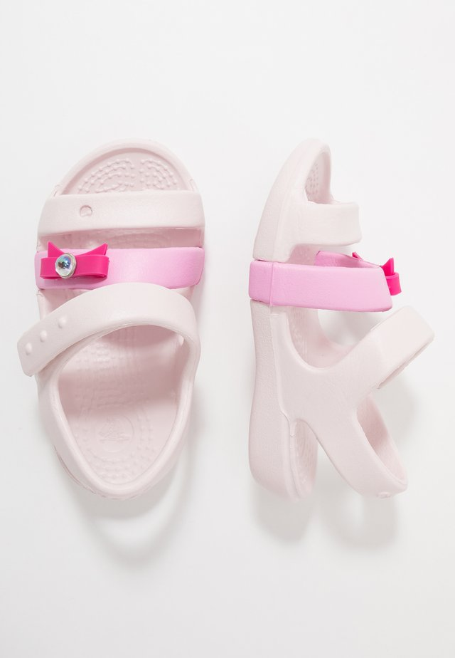 KEELEY CHARM - Sandals - barely pink