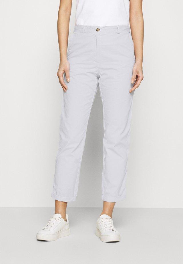 Chino kalhoty - light blue