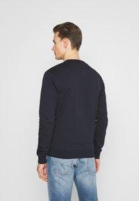 Farah - TIM CREW - Sweater - true navy - 2