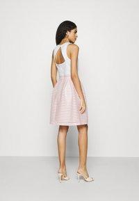 Swing - Cocktail dress / Party dress - peach blush/ivory - 2