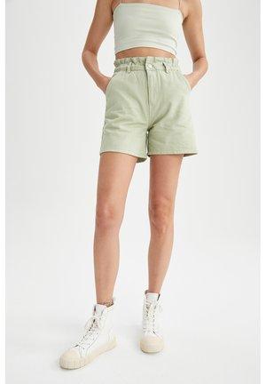 PAPERBAG  - Shorts - turquoise