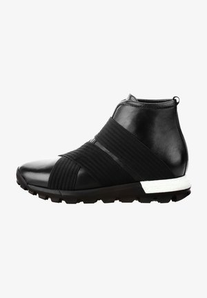 GHISA - Ankle boot - czarny