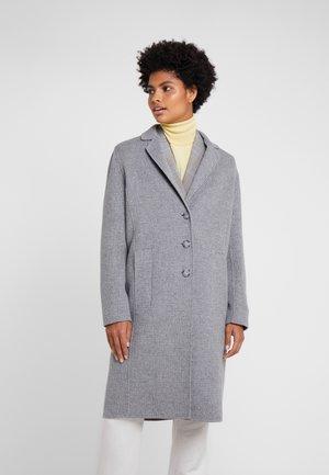ADORATO - Classic coat - hellgrau