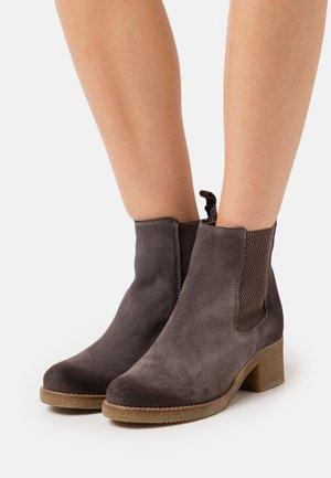 ZORA - Kotníkové boty - dark grey