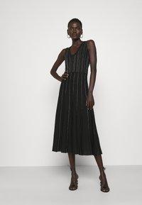 MAX&Co. - SABINA - Cocktail dress / Party dress - black - 0