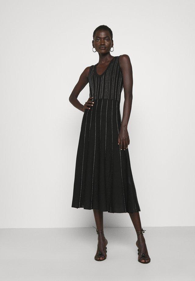 SABINA - Sukienka koktajlowa - black
