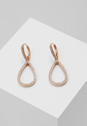 Pendientes - rose gold-coloured