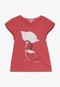 Lili Gaufrette - GALACTIC - Print T-shirt - sorbet - 3
