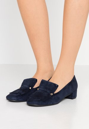 ANGELIS - Klassiske pumps - navy blue