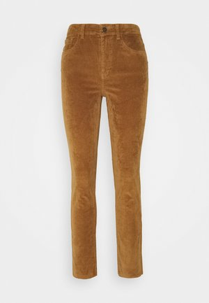 ONLEMILY GLOBAL - Trousers - toasted coconut