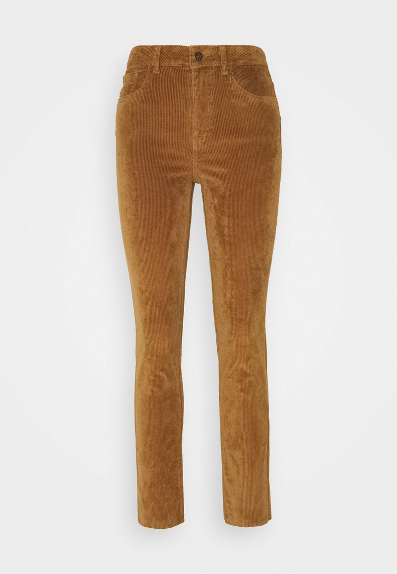 ONLY Tall - ONLEMILY GLOBAL - Trousers - toasted coconut
