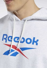 Reebok Classic - CLASSICS VECTOR HOODIE - Hoodie - white - 4