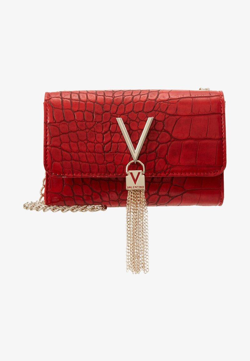 Valentino Bags - AUDREY - Taška spříčným popruhem - rosso
