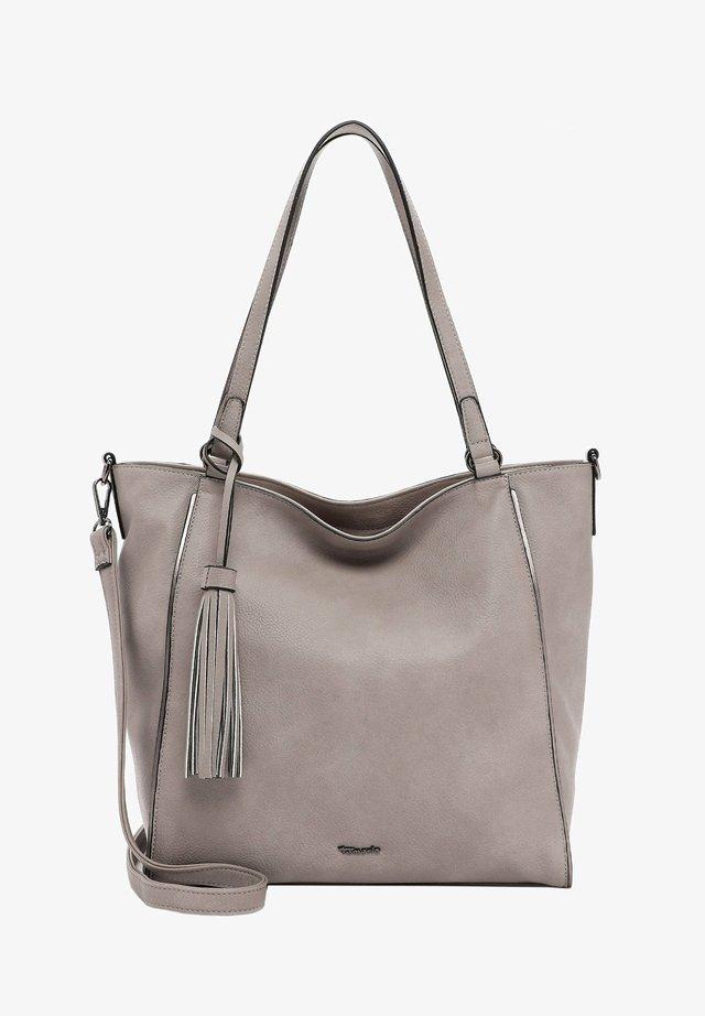 BIRTE - Handbag - birke