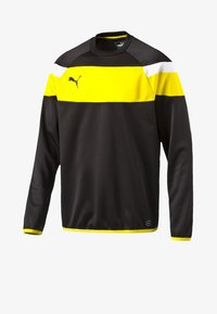Puma - SPIRIT II  - Sweatshirt - black/white - 0