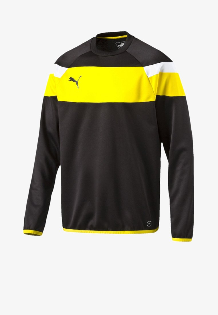 Puma - SPIRIT II  - Sweatshirt - black/white