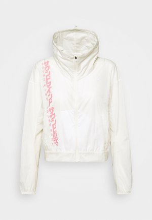 RUN JACKET - Sports jacket - birch/smokey rose
