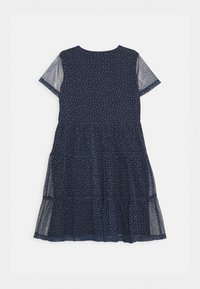 s.Oliver - KURZ - Day dress - allure blu - 1