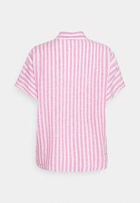 Seidensticker - FASHION - Button-down blouse - pink - 1