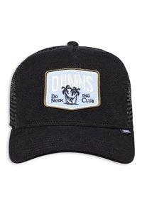 Djinn's - NOTHING CLUB PIQUÉ - Cap - black - 1