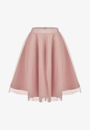 A-line skirt - rosa