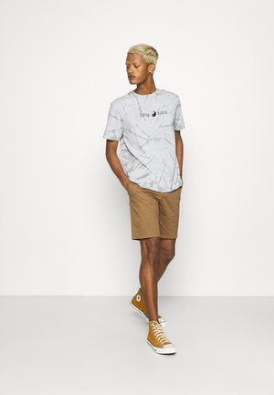 SLIM VIENNA 2 PACK - Shorts - navy/tan