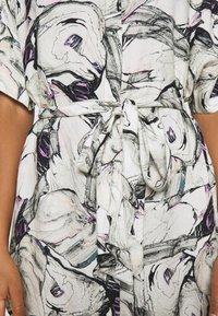 Monki - Košilové šaty - multi-coloured - 4
