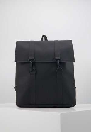 BAG MINI - Reppu - black