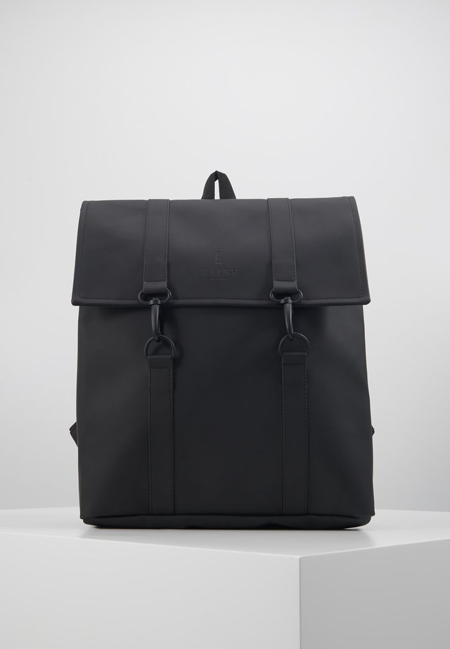 BAG MINI - Ryggsäck - black