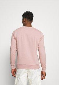 Brave Soul - Sweatshirt - dusky pink/ light grey marl - 2
