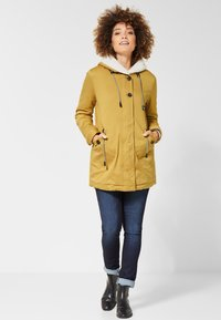 Street One - Parka - yellow - 1