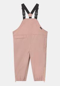 Gosoaky - PRINCE OF FOXES UNISEX - Rain trousers - evening pink - 0