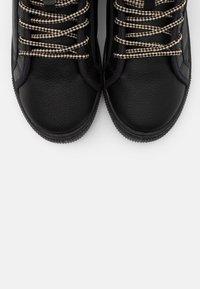Levi's® - YOSEMITE  - Sneakers alte - brilliant black - 5