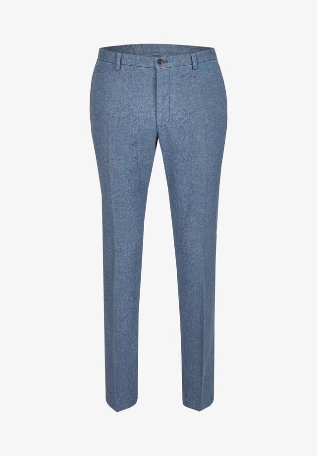 DH-ECO  - Suit trousers - blau