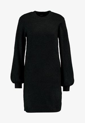 OBJEVE NONSIA - Jumper dress - black