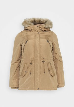 VMAGNESBEATE - Cappotto invernale - sepia tint