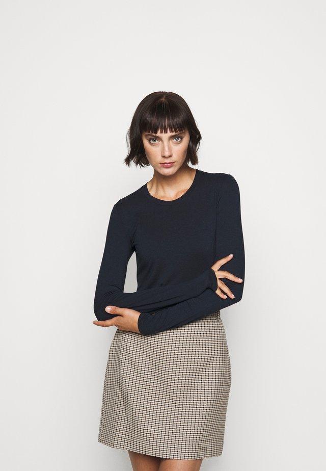MULTIE - Maglietta a manica lunga - ultramarine
