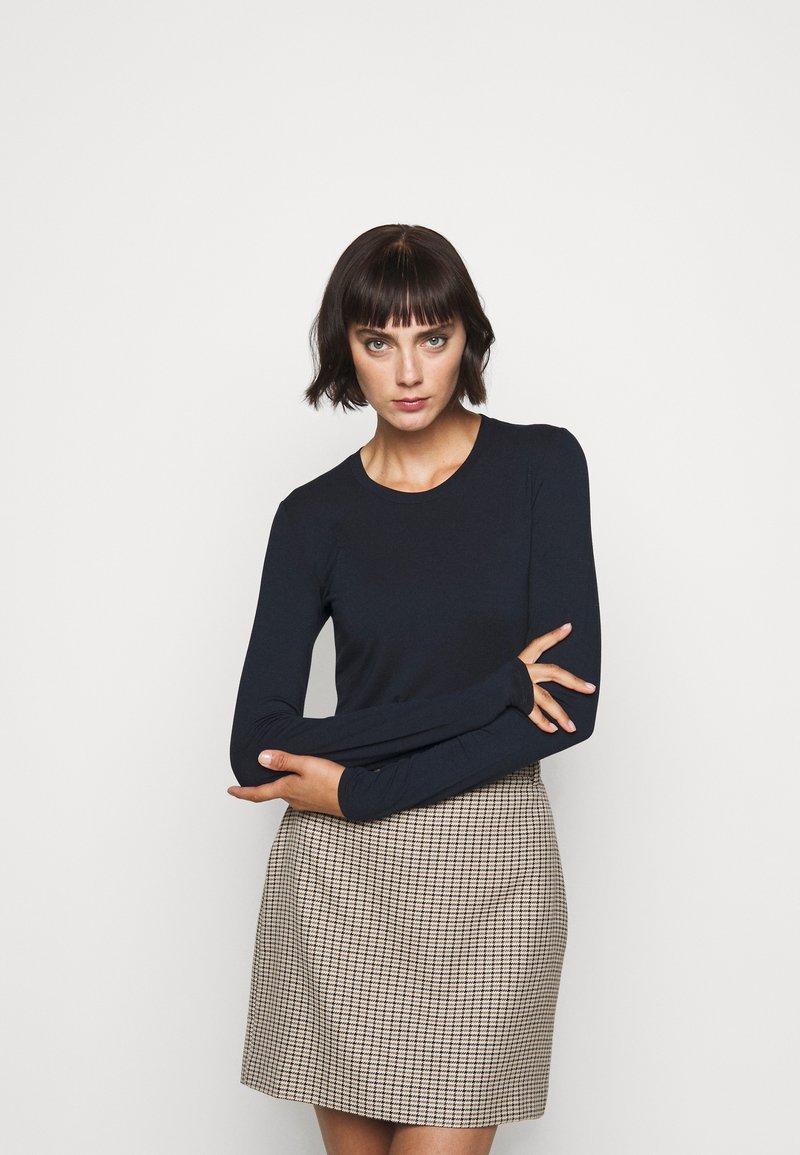 WEEKEND MaxMara - MULTIE - Long sleeved top - ultramarine
