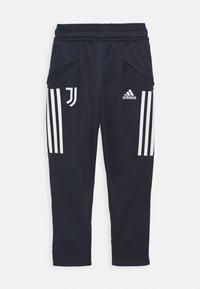 adidas Performance - JUVENTUS AEROREADY SPORTS FOOTBALL TRACKSUIT - Club wear - legink/orbgrey - 2