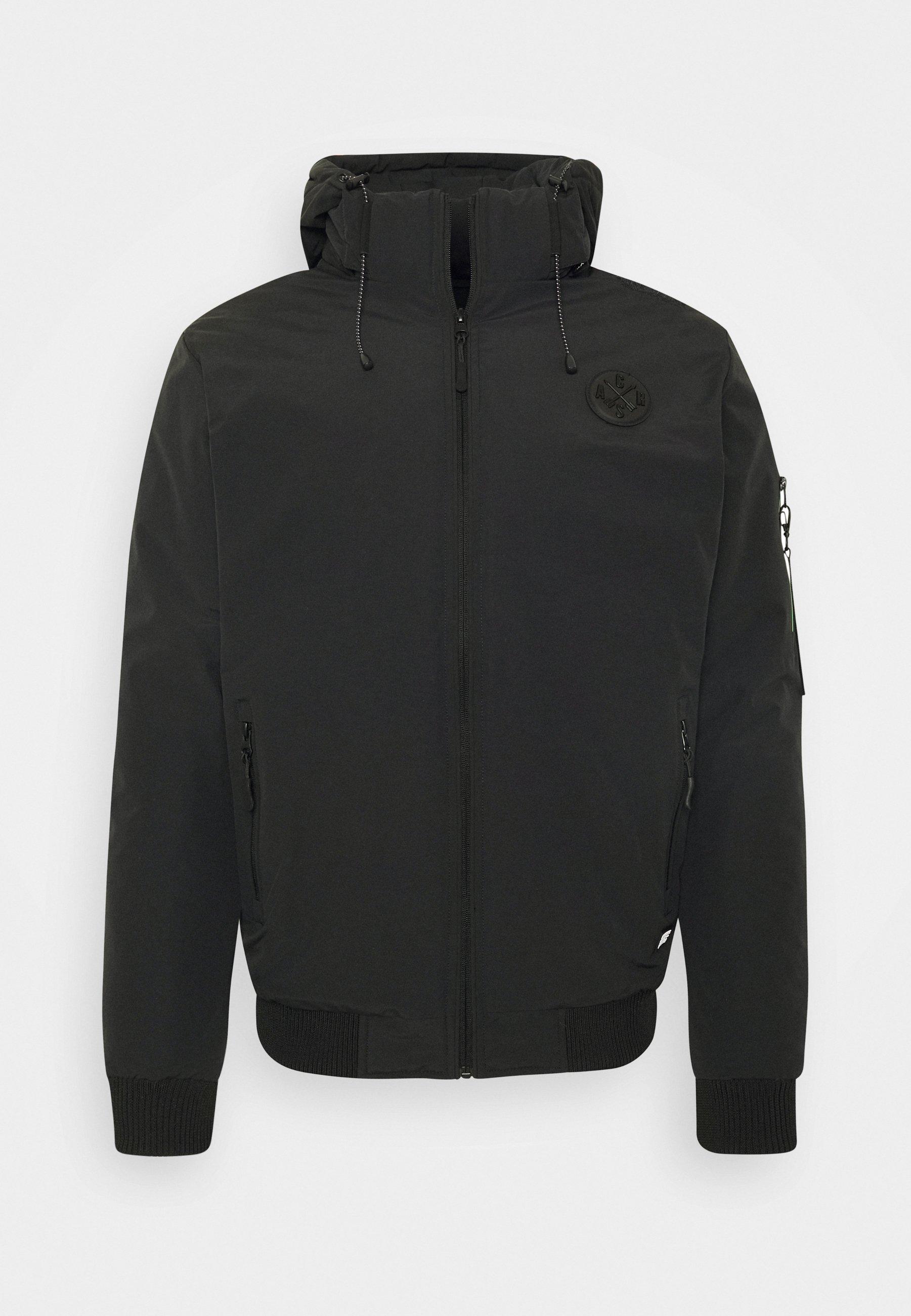 BASCO Overgangsjakker black