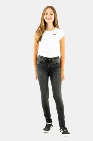 ENA - Slim fit jeans - black