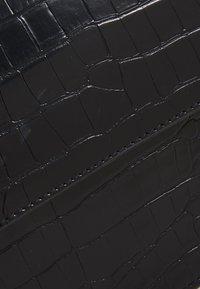 Pieces - PCANELLA MINI CROSS BODY  - Sac bandoulière - black - 2