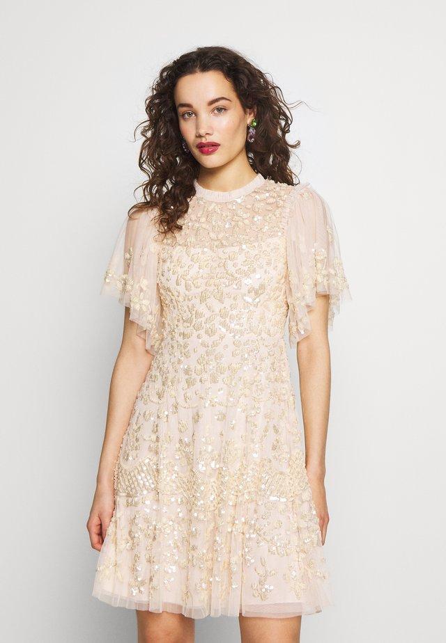 HONESTY FLOWER DRESS - Vestito elegante - pink