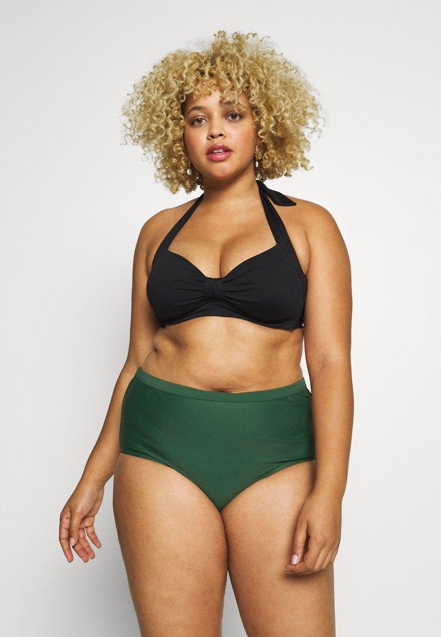 JULES HIGHWAISTED BOTTOM - Bikini bottoms - pineneedle