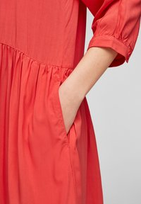 QS by s.Oliver - Shirt dress - red - 5